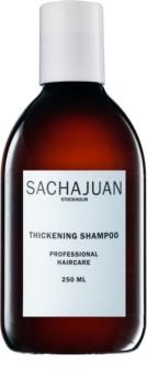 Sachajuan Cleanse and Care zhušťující šampon