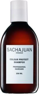 Sachajuan Cleanse and Care šampon na ochranu barvy