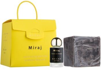 S.A.C.K.Y. Miraj зволожуючий парфум унісекс 150 гр  + парфум 5мл