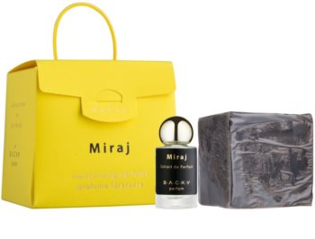 S.A.C.K.Y. Miraj Hydrating Perfume unisex 150 g  + extrait de parfum 5 ml