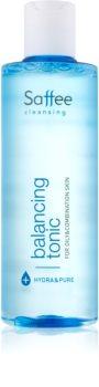 Saffee Cleansing lozione tonica equilibratrice per pelli grasse e miste