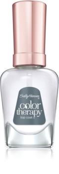 Sally Hansen Color Therapy lac de unghii/parte sus cu ulei de argan