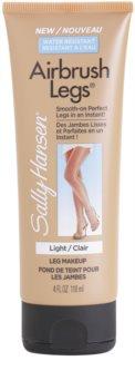 Sally Hansen Airbrush Legs crema colorata per i piedi