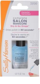 Sally Hansen Complete Salon Manicure accélérateur de séchage de vernis en gouttes