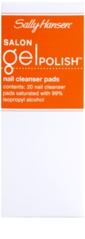 Sally Hansen Salon čisticí ubrousky na gelové nehty
