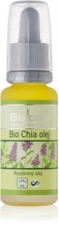 Saloos Oils Bio Cold Pressed Oils bio chia olje