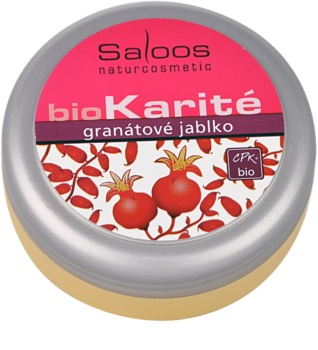 Saloos Bio Karité balzám granátové jablko