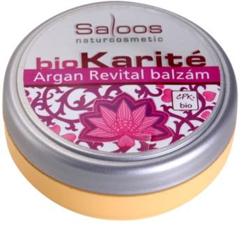 Saloos Bio Karité balzám Argan Revital