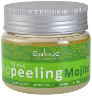 Saloos Bio Peeling telový peeling mojito