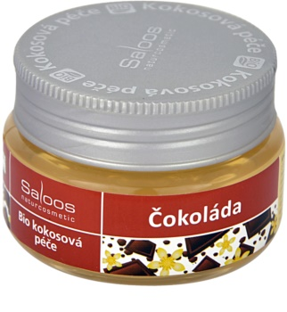 Saloos Bio Coconut Care Chocolate Organic Coconut Treatment