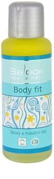"Saloos Bio Body and Massage Oils масажна олійка ""Body Fit"""
