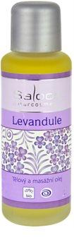 Saloos Bio Body and Massage Oils óleo corporal de massagem Lavanda