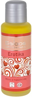 "Saloos Bio Body and Massage Oils масажна олійка ""Еротика"""