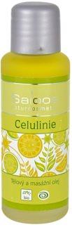 Saloos Bio Body and Massage Oils Celulinie Body Care and Massage Oil