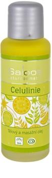 "Saloos Bio Body and Massage Oils масажна олійка ""Celulinie"""