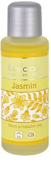Saloos Bio Body and Massage Oils telový a masážny olej Jasmín