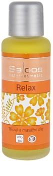 Saloos Bio Body and Massage Oils masažno olje za telo Sprostitev