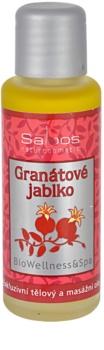 Saloos Bio Wellness masažno olje za telo
