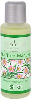 Saloos Make-up Removal Oil Abschminköl Tea Tree-Manuka