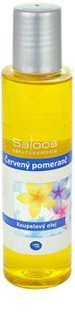 Saloos Bath Oil koupelový olej Červený pomeranč