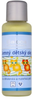 Saloos Pregnancy and Maternal Oil delikatny olejek dla dzieci