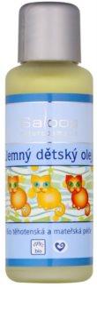 Saloos Pregnancy and Maternal Oil jemný detský olej
