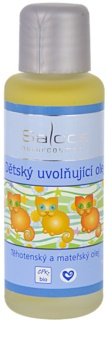 Saloos Pregnancy and Maternal Oil detský uvoľňujúci olej