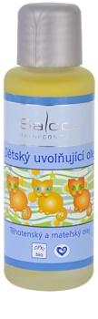 Saloos Pregnancy and Maternal Oil óleo relaxante para crianças
