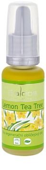 Saloos Bio Regenerative bio regeneracijsko olje za obraz Limona Tea Tree