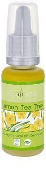 Saloos Bio Regenerative bio regenerujący olejek do twarzy Lemon Tea Tree