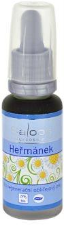 Saloos Bio Regenerative bio regenerační obličejový olej Heřmánek