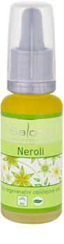 Saloos Bio Regenerative olio bio rigenerante viso Neroli