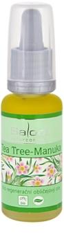 Saloos Bio Regenerative bio regeneračný obličejový olej Tea Tree-Manuka