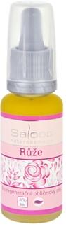 Saloos Bio Regenerative bio regenerační obličejový olej Růže