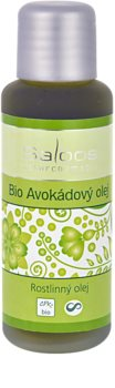 Saloos Oils Bio Cold Pressed Oils bio avokádový olej