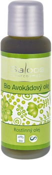 Saloos Oils Bio Cold Pressed Oils ulei de avocado bio