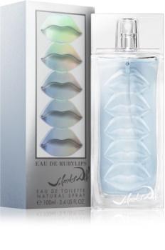 Salvador Dali Eau De Ruby Lips eau de toilette pour femme 100 ml