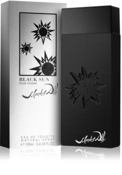 Salvador Dali Black Sun eau de toilette pour homme 100 ml