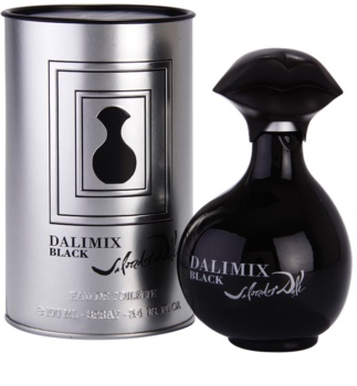 Salvador Dali Dalimix Black eau de toilette pour femme 100 ml