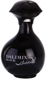 Salvador Dali Dalimix Black eau de toilette para mulheres 100 ml