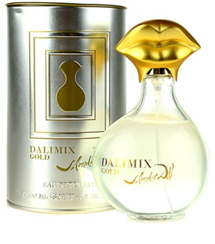 Salvador Dali Dalimix Gold eau de toilette per donna 100 ml