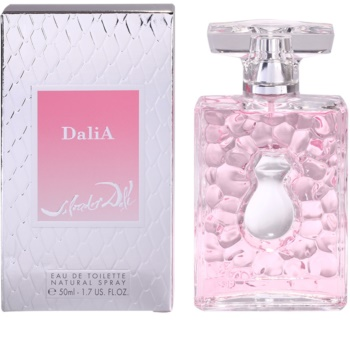 Salvador Dali DaliA Eau de Toilette für Damen 50 ml
