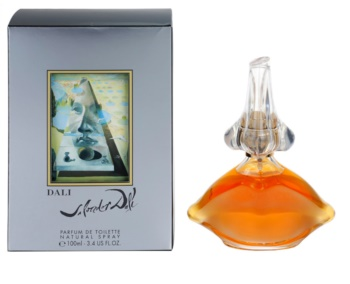 Salvador Dali Dali Eau de Toilette for Women 100 ml