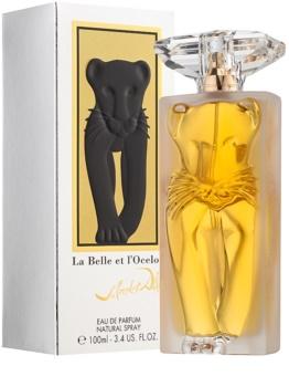 Salvador Dali La Belle Et L'Ocelot eau de parfum nőknek 100 ml