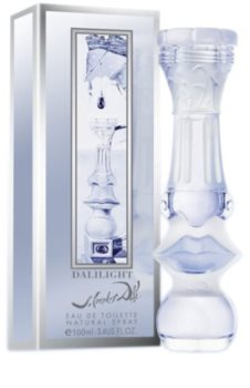 Salvador Dali Dalilight Eau de Toilette für Damen 100 ml