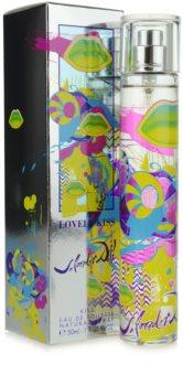 Salvador Dali Lovely Kiss Eau de Toilette voor Vrouwen  50 ml