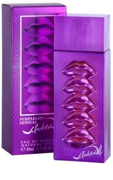 Salvador Dali Purplelips Sensual parfémovaná voda pro ženy 50 ml