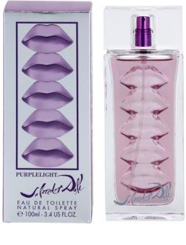 Salvador Dali Purplelight toaletní voda pro ženy 100 ml