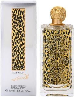 Salvador Dali Dali Wild Eau de Toilette for Women 100 ml