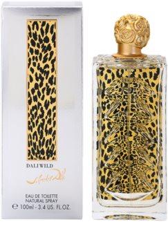 Salvador Dali Dali Wild Eau de Toilette für Damen 100 ml